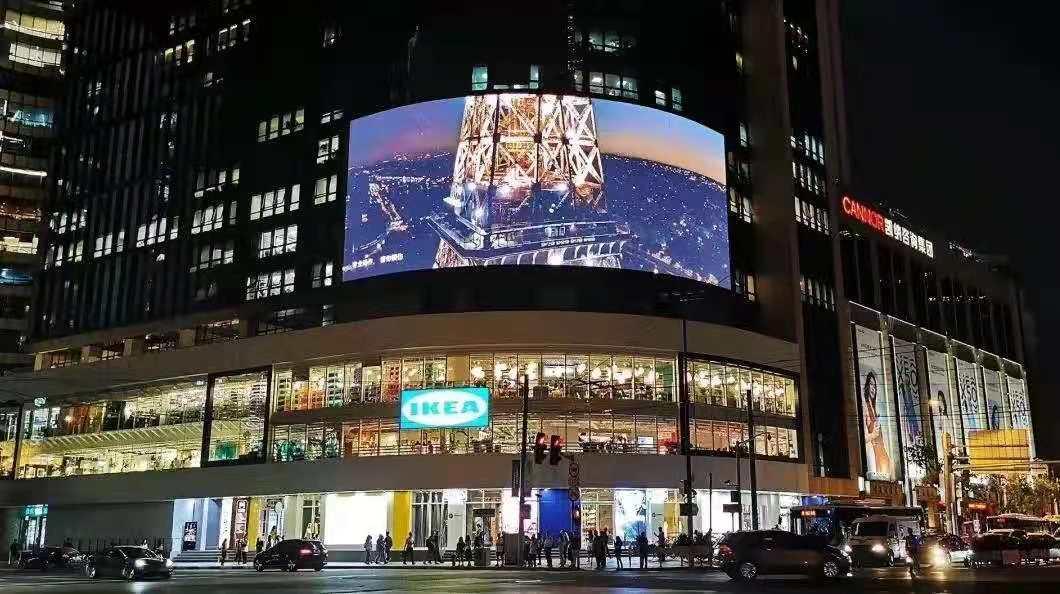 【LED显示屏】南宁琅东户外全彩led大屏幕
